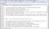 "Скриншот №2 ""Notepad++"""