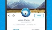 """Скриншот №1 """"500px - discover great photos"""""""