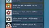 """Скриншот №2 """"Mixcloud - Радио и DJ-миксы"""""""
