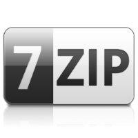 Иконка формата файлов 7zip