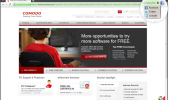 "Скриншот №2 ""Comodo Dragon Internet Browser"""