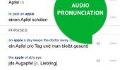 "Скриншот №2 ""PONS Online Translator"""