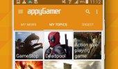"""Скриншот №1 """"Appy Gamer"""""""