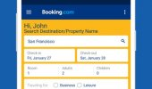 """Скриншот №1 """"Booking.com бронь отелей"""""""