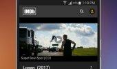 """Внешний вид """"IMDb Movies & TV"""""""