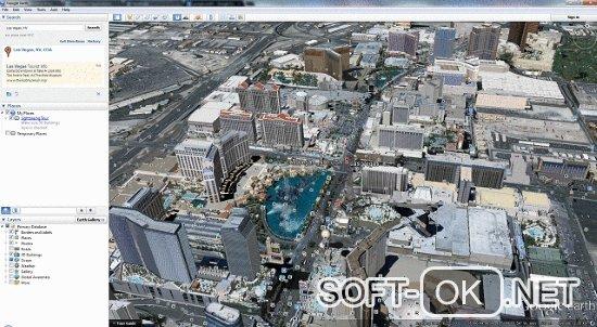Загруженные пользователями фотографии в приложении google earth