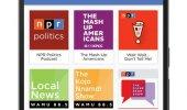 """Внешний вид """"NPR One"""""""
