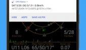 "Скриншот №2 ""GPS Status & Toolbox"""