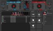 """Внешний вид """"Virtual DJ"""""""