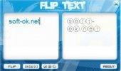 """Скриншот №2 """"Flip Text"""""""