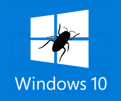 И снова баг в Windows 10