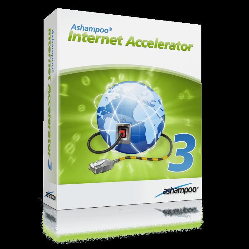 Видео урок как пользоваться Ashampoo Internet Accelerator