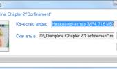 "Скриншот №1 ""Vkontakte Video Downloader"""