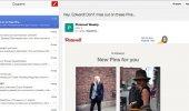 """Скриншот №1 """"Gmail Офлайн"""""""