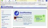 """Скриншот №2 """"SeaMonkey"""""""
