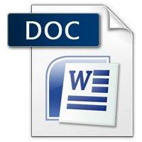 Как открыть файл формата doc?