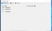 """Скриншот №1 """"Bitcoin Core"""""""