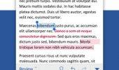 "Скриншот №1 ""Microsoft Word"""