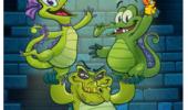 """Скриншот №2 """"Крокодильчик Свомпи 2"""""""