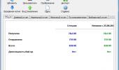 """Скриншот №1 """"NetWorx"""""""