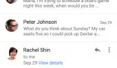 "Скриншот №2 ""Gmail"""