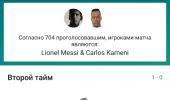 """Скриншот №2 """"Forza футбол"""""""