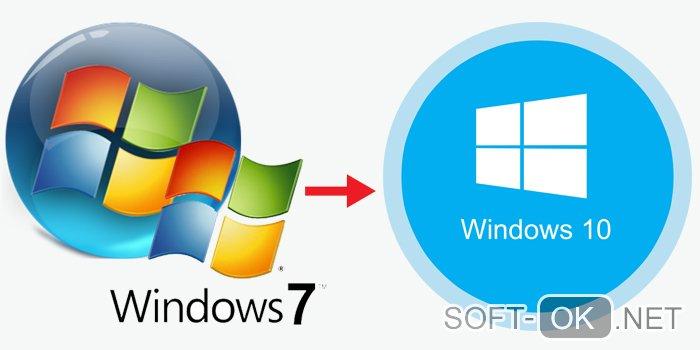 Обновление Windows 7 до Windows 10 бесплатно