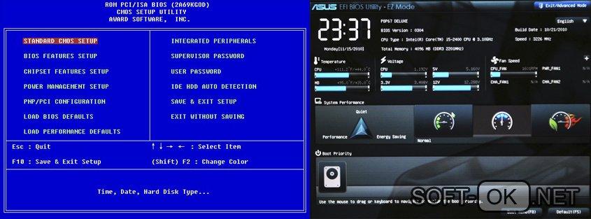 Установка Windows 7 на UEFI