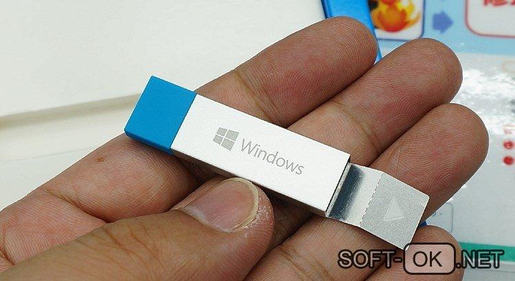 Установочная флешка Windows 10