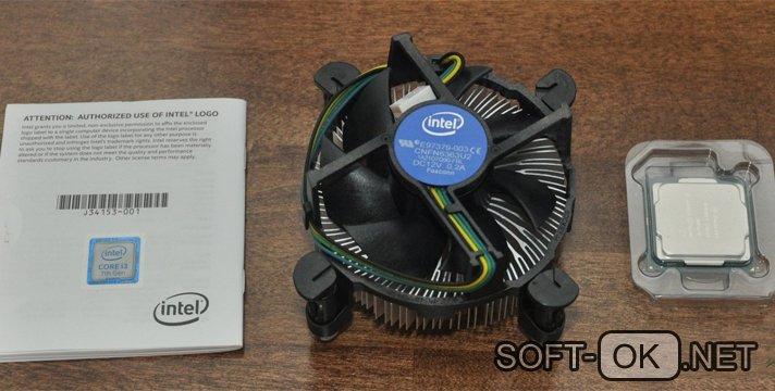 Особенности Intel Core i3 7100