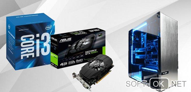 Выбор видеокарты для Intel Icor i3 7100