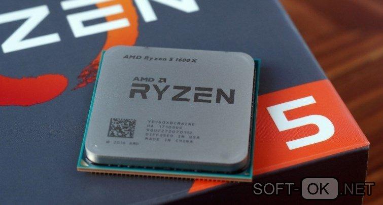 AMD Ryzen 5 1600x Особенности процессора
