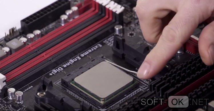 Установка AMD A8 7600