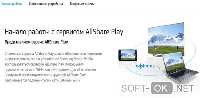 Подключение ноутбука к Samsung Smart Tv