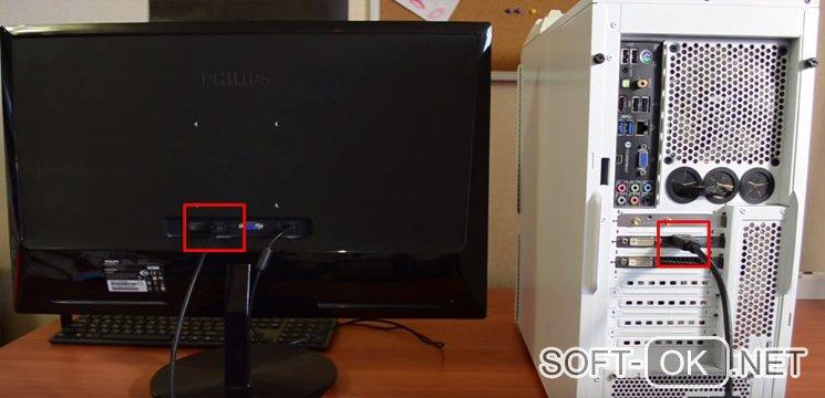 Подключение двух мониторов через HDMI