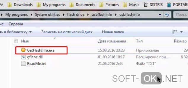 Как работать с Flash Drive Information Extractor