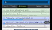 """Скриншот №1 """"VkAudioSaver"""""""