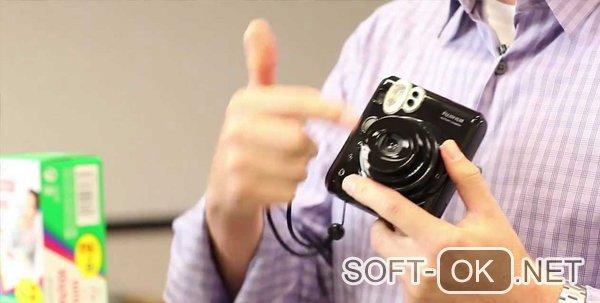 Фотоаппараты моментальной печати Fujifilm