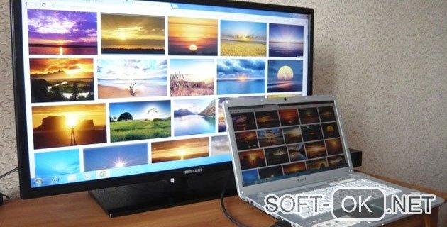 Как сделать из монитора телевизор с помощью приставки