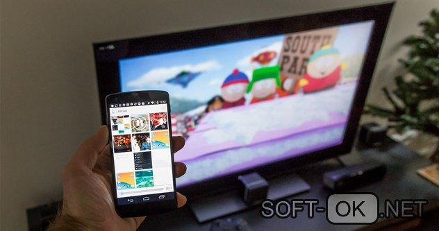 Как подключить Айфон к телевизору без девайсов от Apple