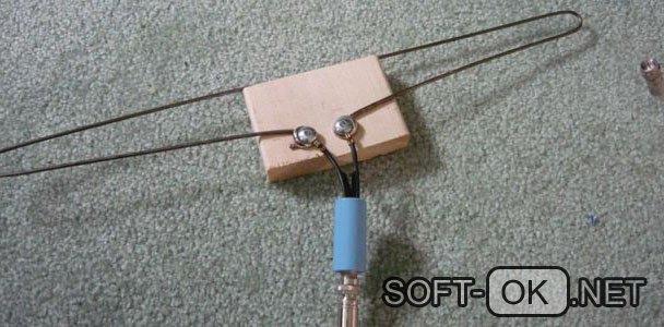 Как сделать простую антенну для телевизора