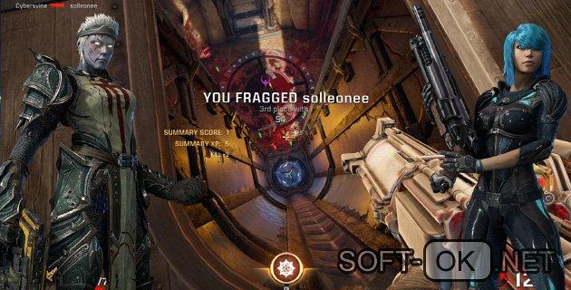 Игра Quake Champions системные требования